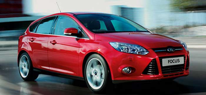 Ford Focus Motability Car Reviewed By Which Mobility Car